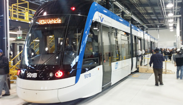 ION rapid transit