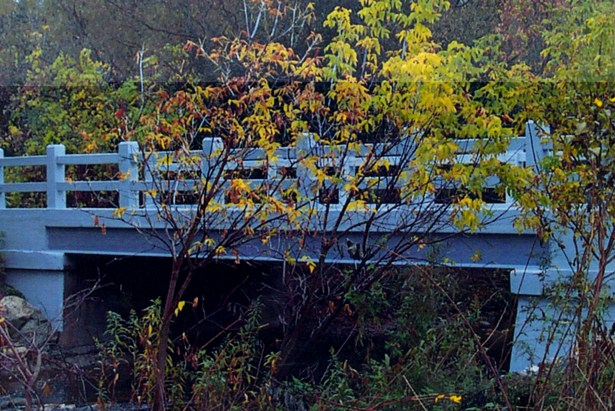 Picture of the Huron Bridge