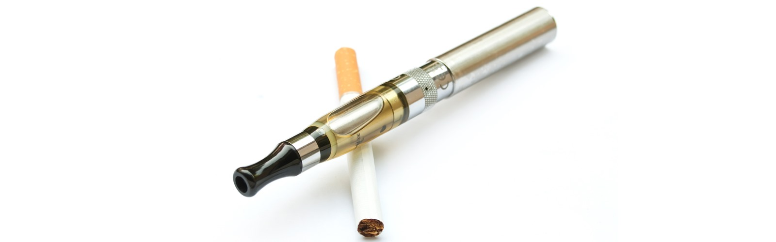 Cigarette and e-cigarette