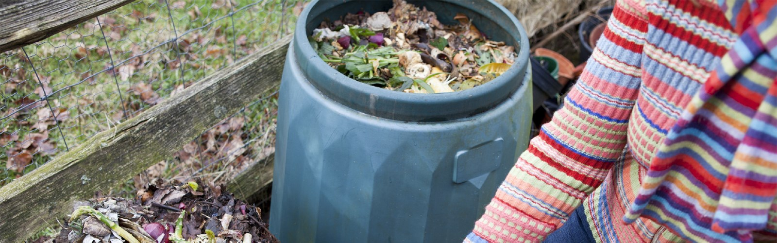Backyard Composting - Region of Waterloo