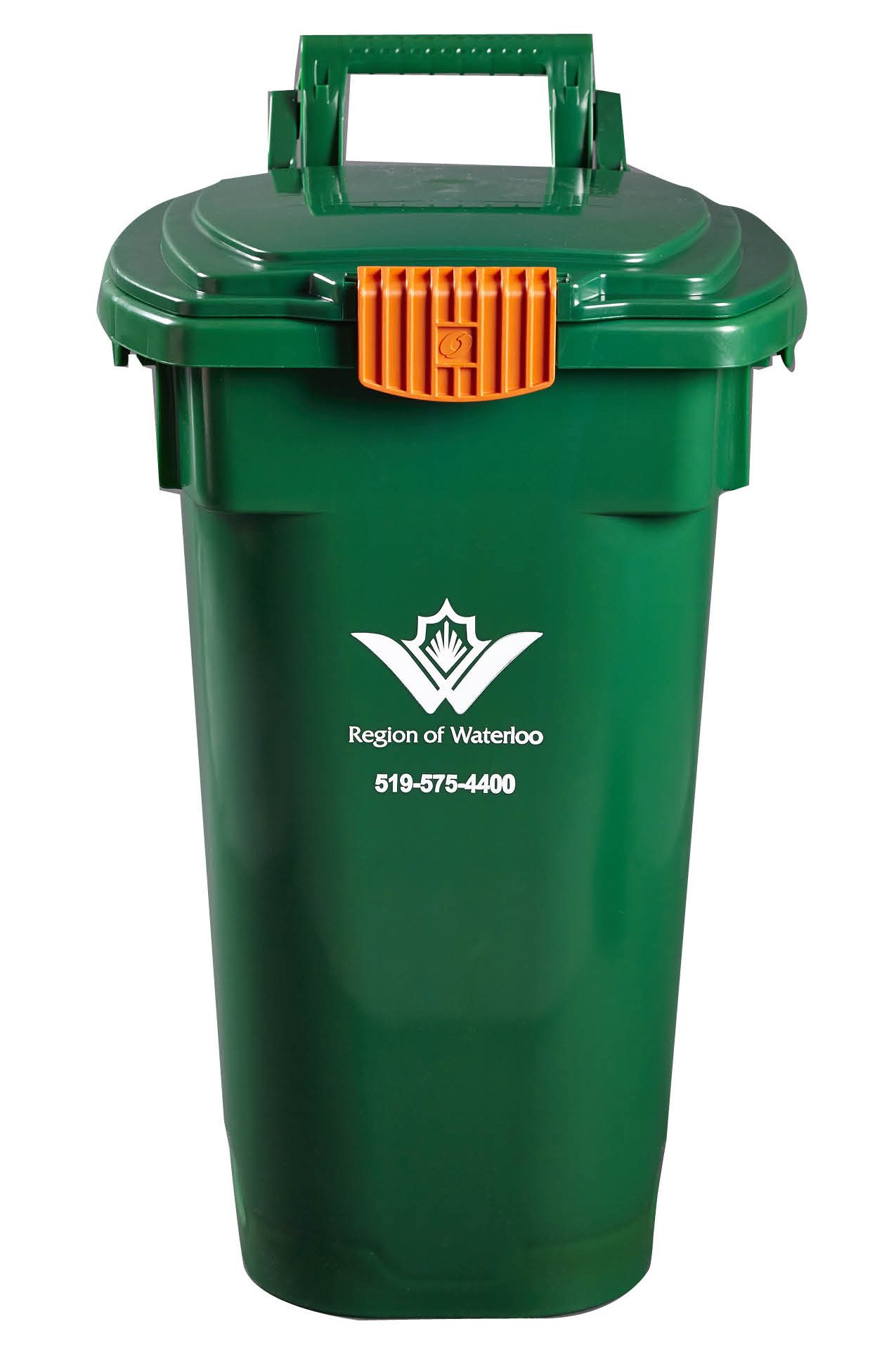 Approved green bin