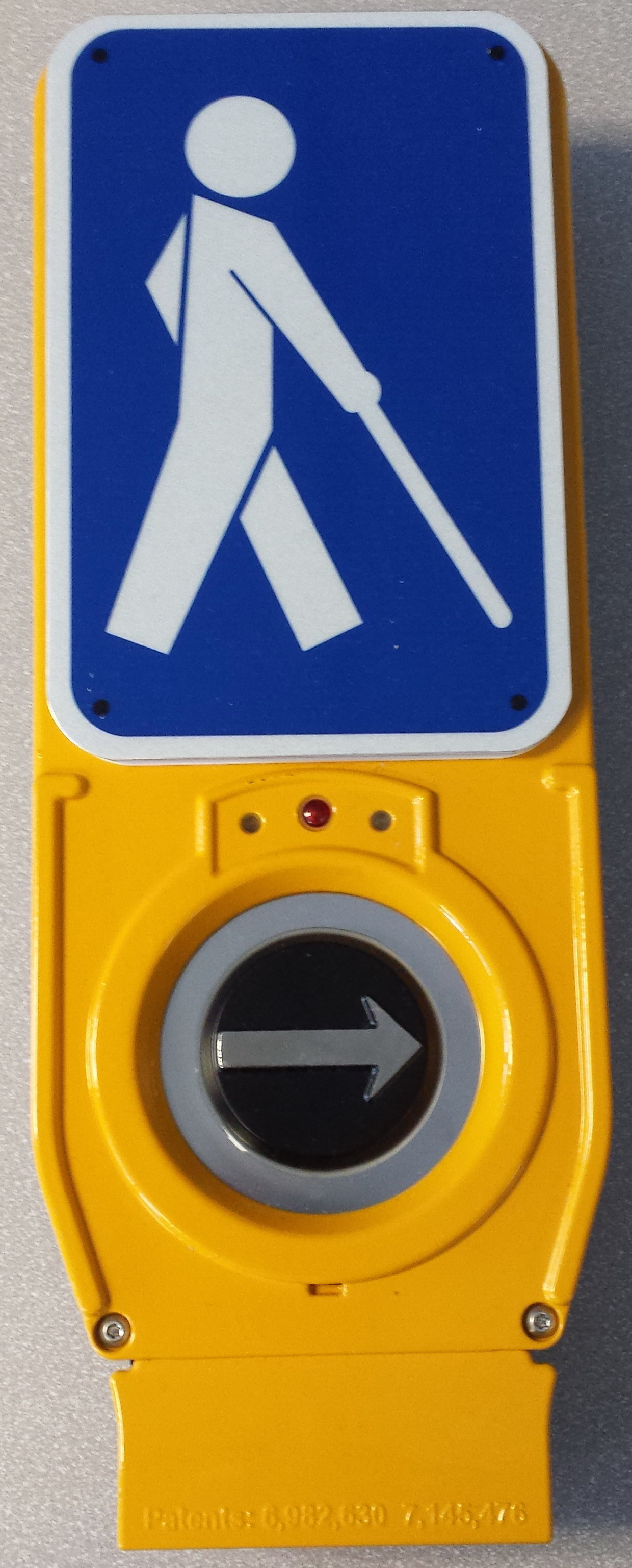 Accessible Pedestrian Signal