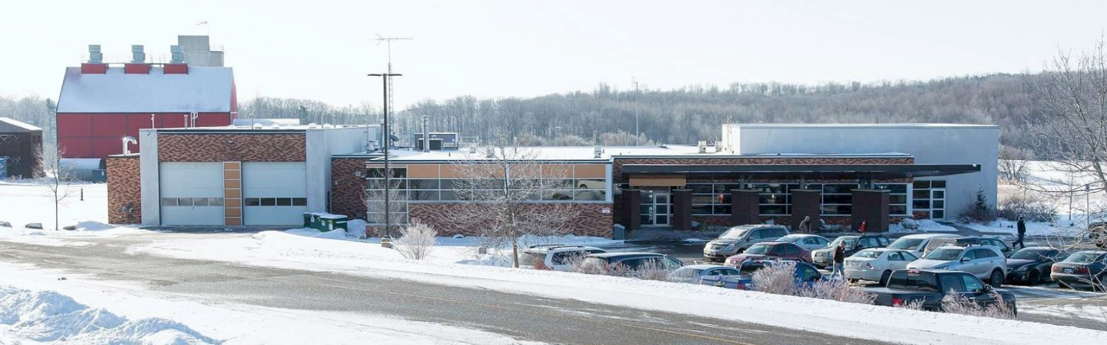 Picture of the Waterloo Region Emergenc Services Training Centre