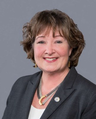 headshot of Kathryn McGarry