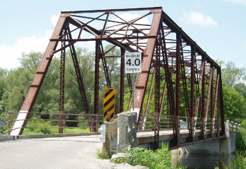Picture of Black Bridge Road Bridge