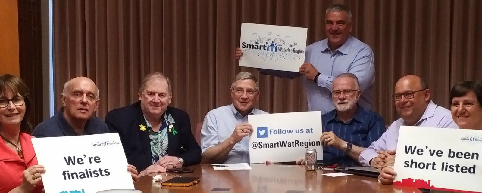 Waterloo region Mayors announce our place on the Smartcities shortlist