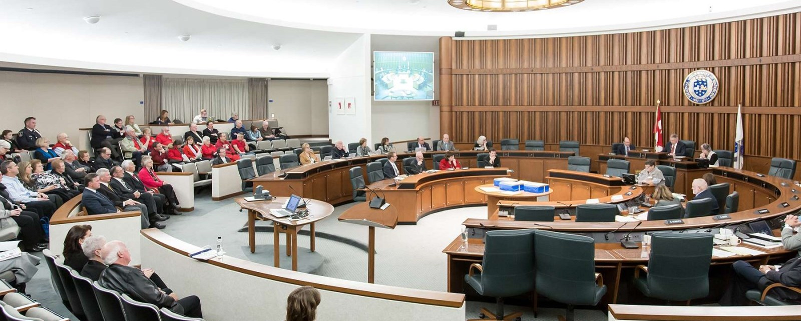 Picture of Regional Council in session